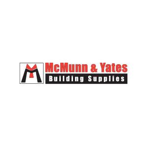 McMunn & Yates Building Supplies Logo
